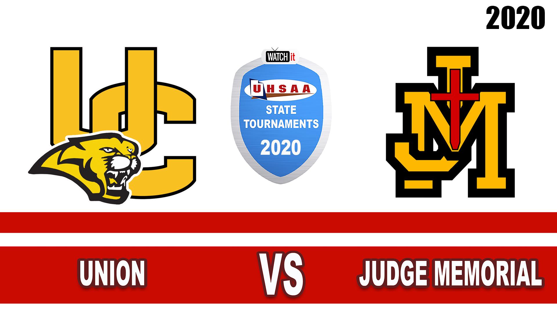 Union vs Judge Memorial