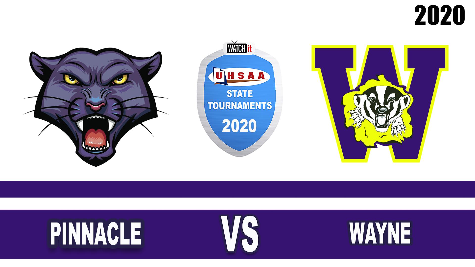 Pinnacle vs Wayne
