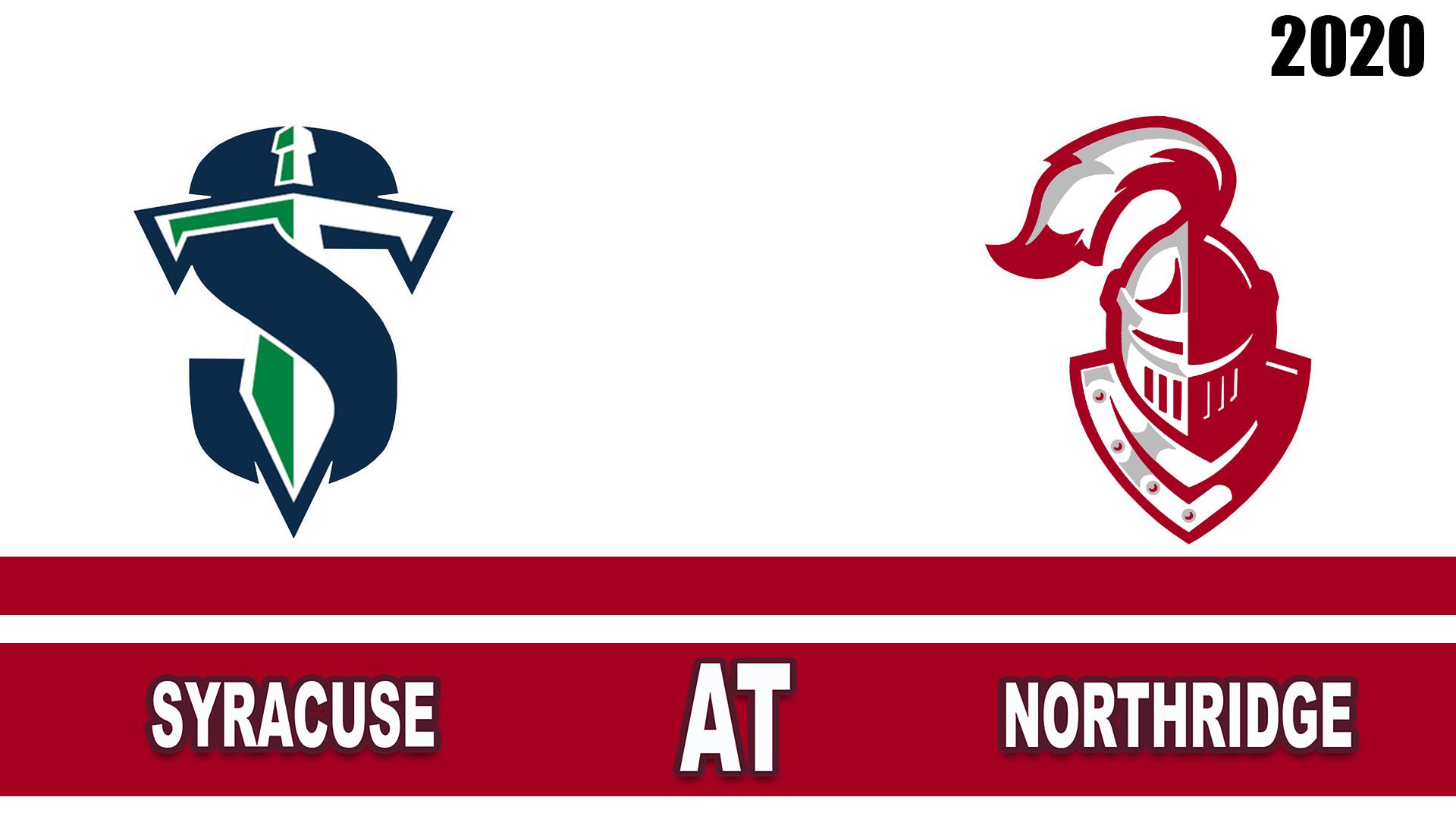 Syracuse at Northridge