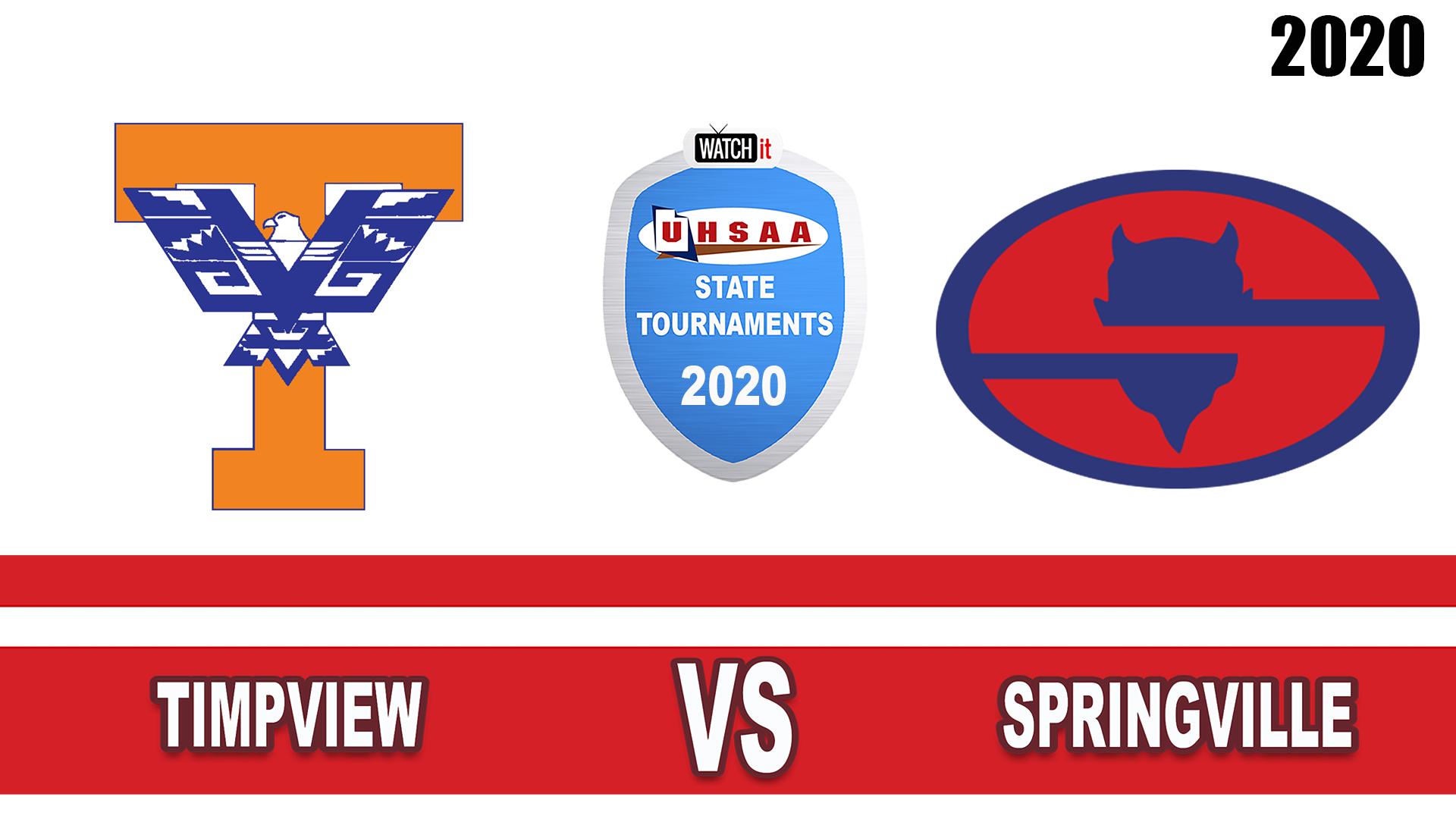 Timpview vs Springville