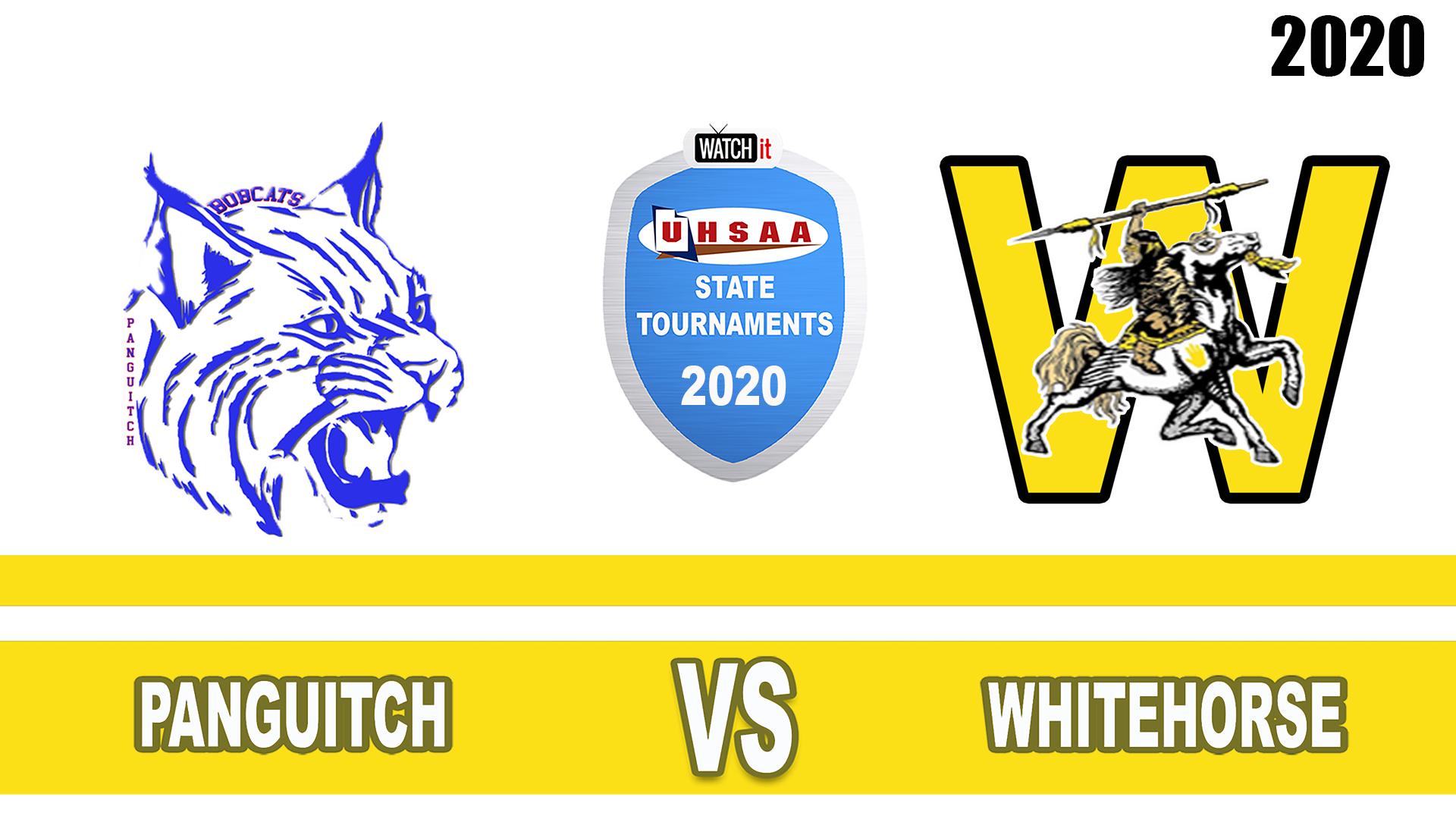Panguitch vs Whitehorse