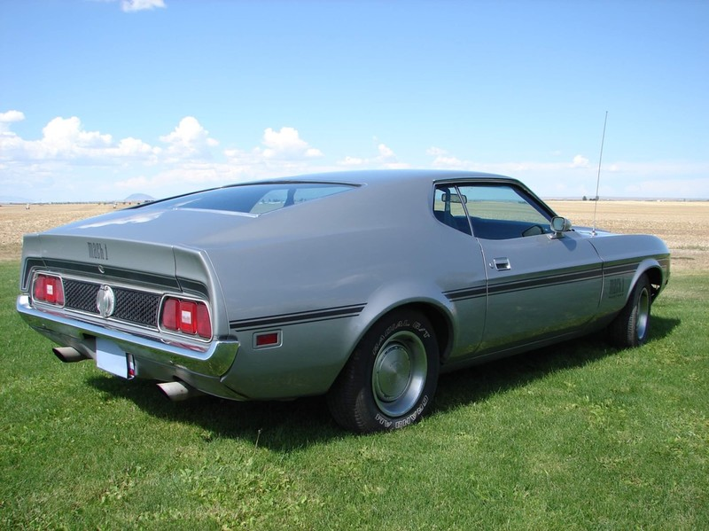 1972  Ford Mustang for sale in Blackfoot, ID
