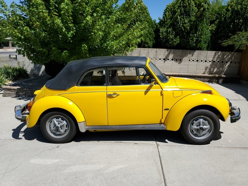 1976 Yellow Volkswagen Beetle for sale in Salt Lake City, UT