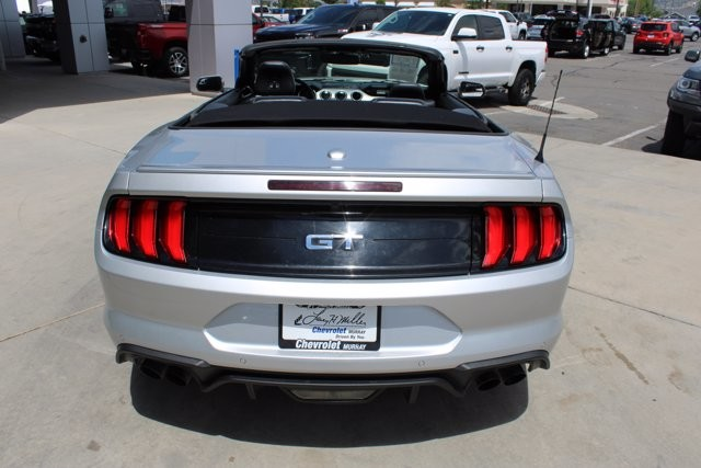 2018 Silver Ford Mustang for sale in Murray, UT