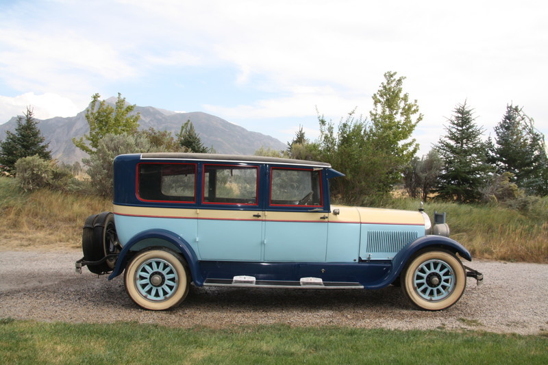 1925 Blue Cadillac Antique for sale in Highland, UT
