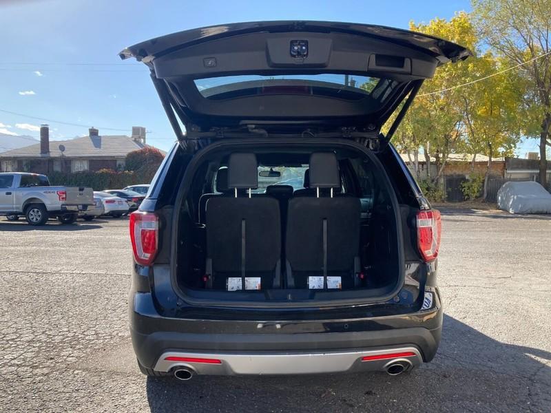 2017 Black Ford Explorer for sale in Millcreek, UT