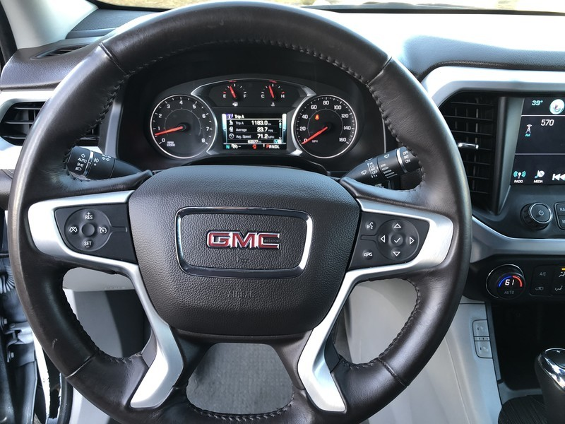2017 Black GMC Acadia for sale in West Point, UT