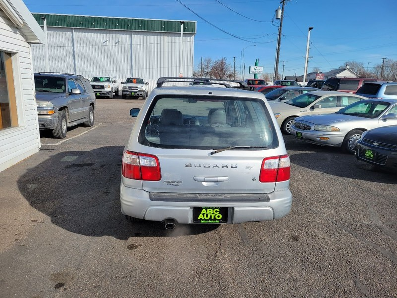 2002 Silver Subaru Forester for sale in Chubbuck, ID
