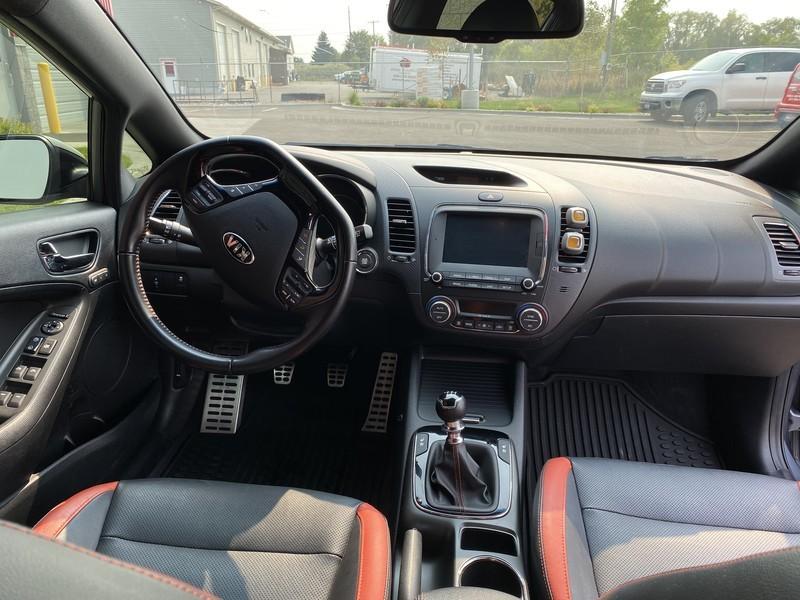 2017 Gray Kia Forte for sale in Idaho Falls, ID