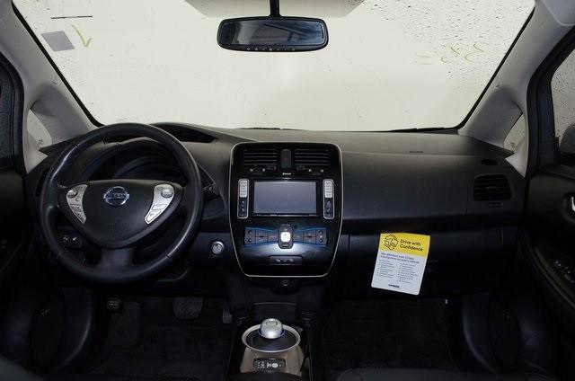 2014 White Nissan Leaf for sale in South Jordan, UT