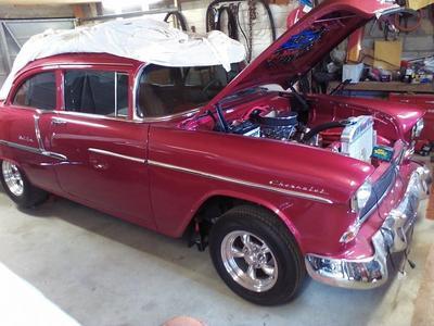 Chevrolet 210 1955 in Wells, NV 3