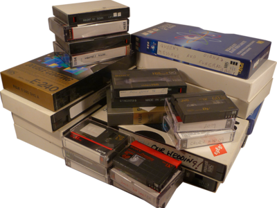 VHS VCR & Camcorder Videotape Transfer to DIGITAL / DVD, Other Digital Services Available.