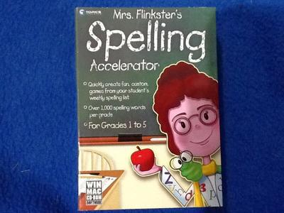 Spelling Accelerater