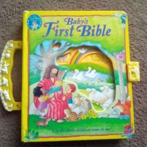 Baby's First Bible for sale in Plain City , UT