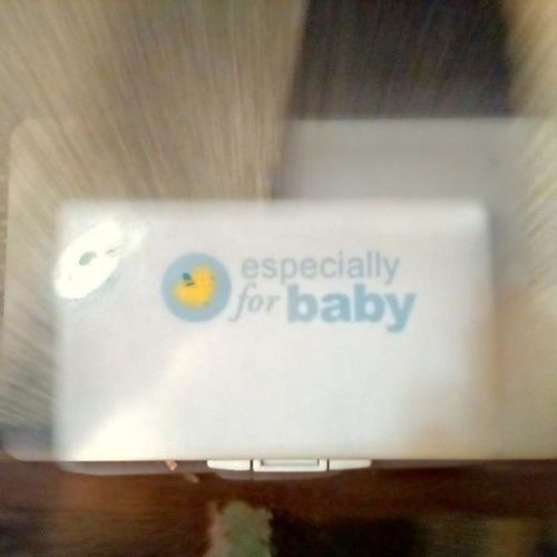 Baby wipes traveling container. for sale in Plain City , UT