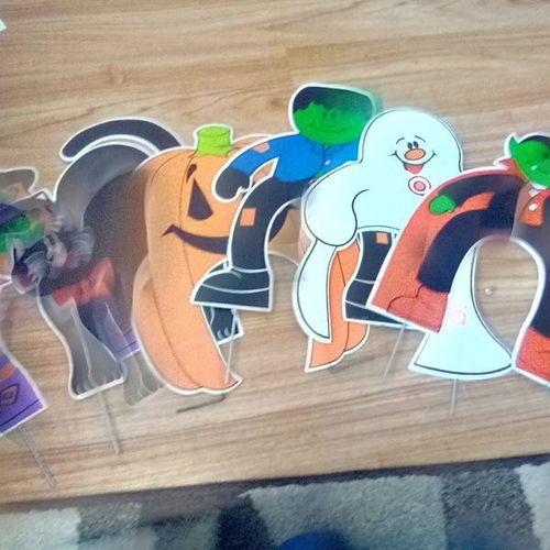 Halloween Croquet set for sale in Plain City , UT