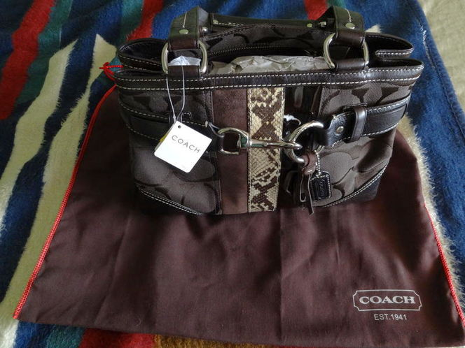 COACH Purse New with Tags for sale in Bountiful , UT