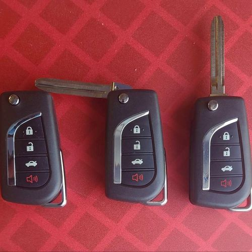 Switchblade style key with remote for your Toyota  for sale in Herriman , UT