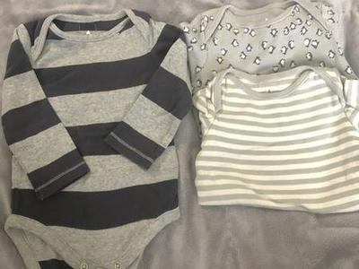 Baby Gap Onesie Set 6-12mo