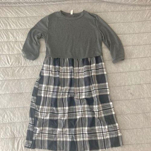 Fun Plaid Dress Mid Length for sale in Farmington , UT