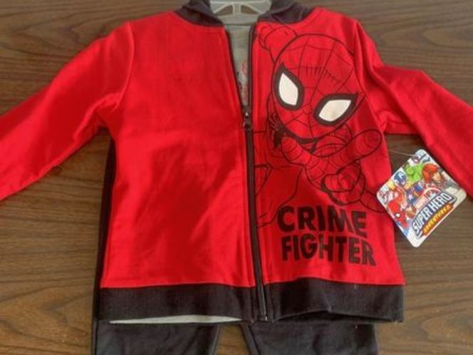 Spider man Toddler Sweat Suits * New * PHENOMENAL! for sale in Riverton , UT