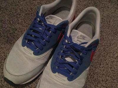 Nike running shoes lightly worn size 13