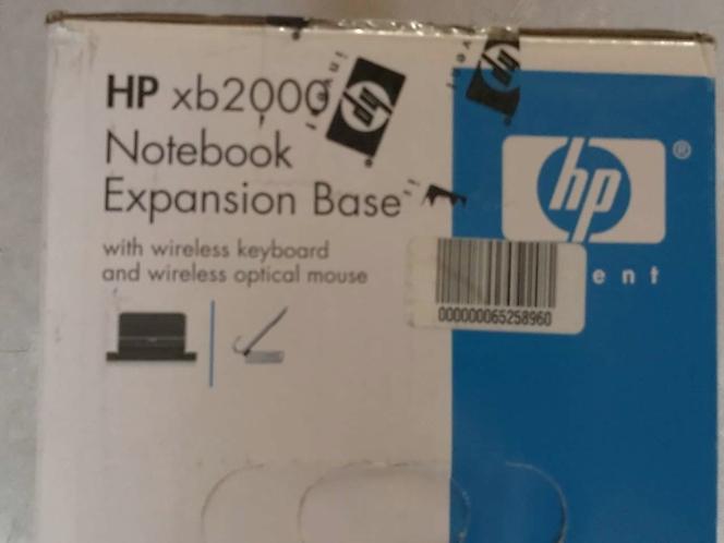 HP XB2000 Notebook Expansion Base for sale in Salt Lake City , UT