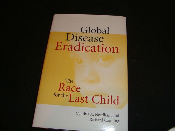 Global Disease Eradication (Hardcover) - Cynthia A. Needham; Richard Canning for sale in Riverdale , UT