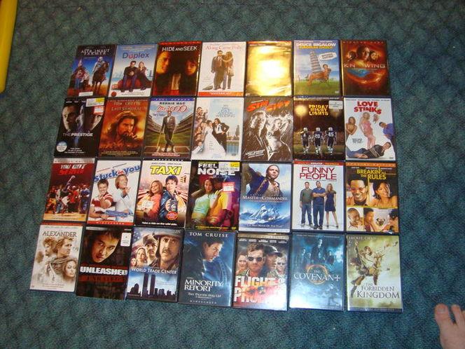 lot of dvd/bluray for sale in Riverdale , UT