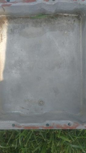 Used chevy/GM aluminum transmission pan for sale in Tremonton , UT
