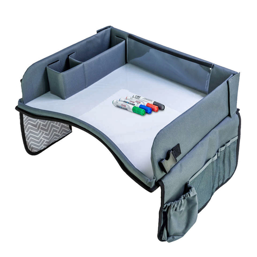 NEW - Kids / Toddler Travel Tray - Snack / Activity Car Tray w/ Markers for sale in Tremonton , UT