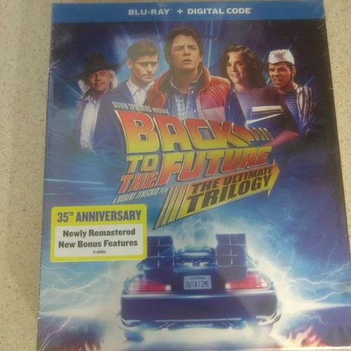 Back to the Future 35th Blu-ray plus Digital NEW for sale in American Fork , UT
