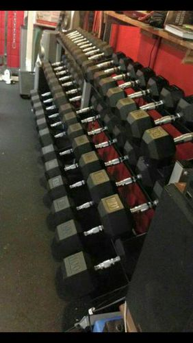 Rubber Hex Dumbbell Sets, You pick! NEW! *DBH*DBX* for sale in Midvale , UT