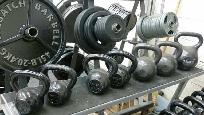 PAIRS 20-60# Kettlebell Set - An Underdog Special! for sale in Underdogs in Midvale , UT