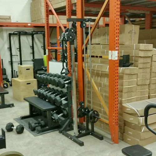 Dual Adjustable Cable Cross Machine + Bonuses! for sale in Midvale , UT