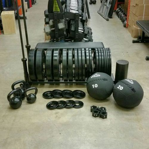 Power Couples Bumper +++ Super Gym Package UPKG 04 for sale in Midvale , UT