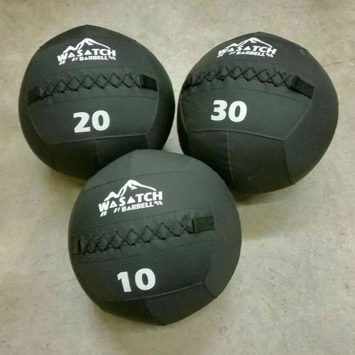 10-20-30 LB. Wasatch Pro Wall Ball Set *MBW 1D*   for sale in Midvale , UT