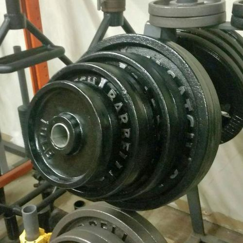 1000# Wasatch Deep Dish Olympic Plates OPW 1000 for sale in Midvale , UT