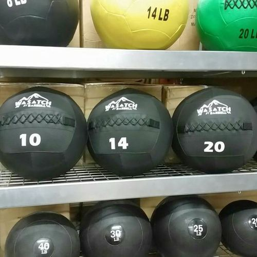Wasatch Pro Wall Ball Set 10-14-20 LB. New! for sale in Midvale , UT