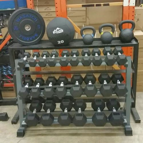 Dumbbells! Now Even More Dumbbell Stax Combos! DBH for sale in Midvale , UT