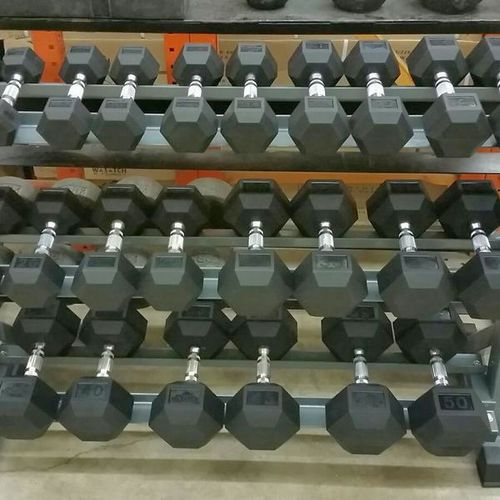 Wowza Infinite Selection of Dumbbells @ Underdogs! for sale in Midvale , UT