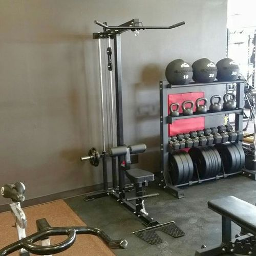 Super Hard to Find Lat Pulldown / Low Row Machine! for sale in Midvale , UT