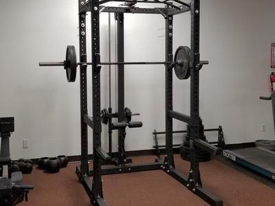 WasaTch Olympus 4.0 Collegiate Squat Rack