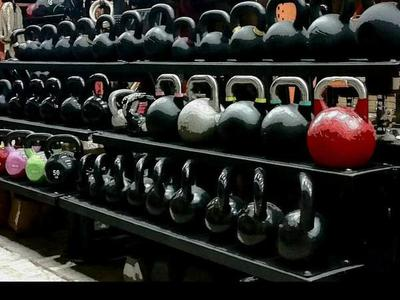 100 Pounds of Kettlebells. YOU PICK!!!