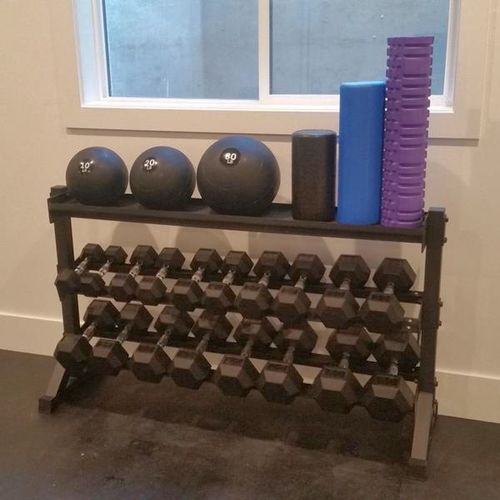 Dumbbell / Kettlebell / Slam Ball Storage Racks  for sale in Midvale , UT