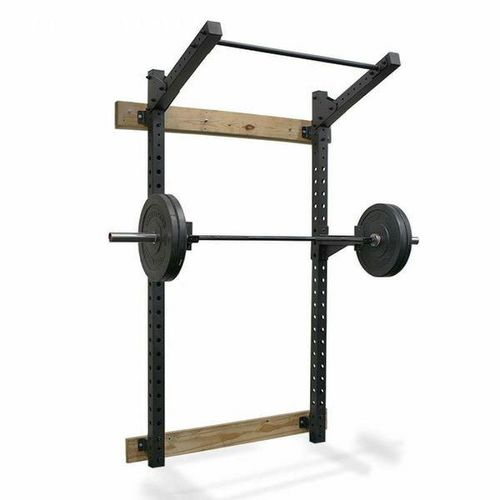 Wall Mount Squat Rack/Bench/Barbell Package *UPKG* for sale in Underdogs In Midvale , UT