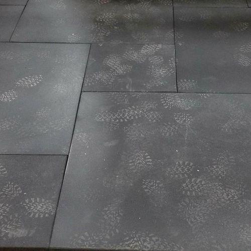 10x10FT Rubber Floor Made For Equipment *FLX 10B1* for sale in Midvale , UT