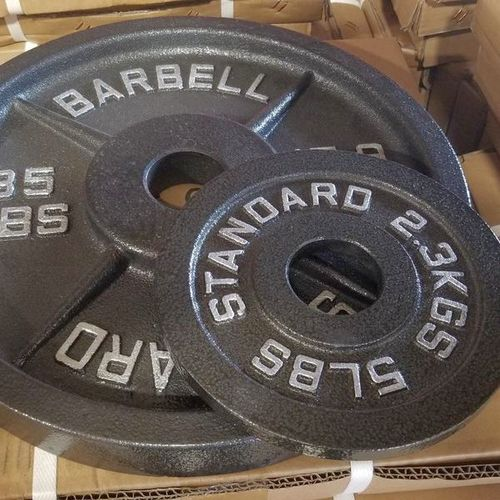 120 LBS of 2-inch hole Weight Plates *OPS 120* for sale in Underdogs in Midvale , UT