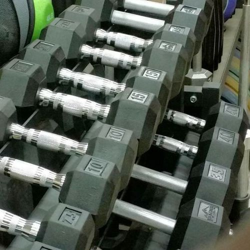 10-60# Dumbbell Set w/ Compact Storage Rack *dbw* for sale in Midvale , UT