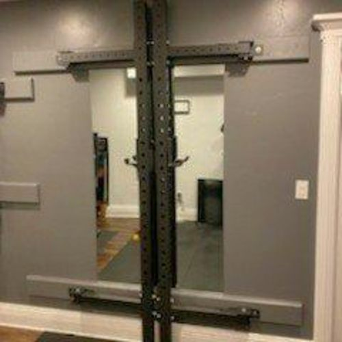 Space Saver Wall Squat Rack Package 12B *UPKG* for sale in Midvale , UT